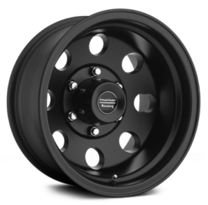 AMERICAN RACING - BAJA Satin Black